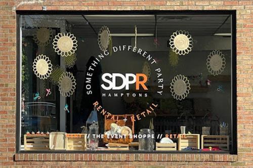 SDPR Hamptons store photo