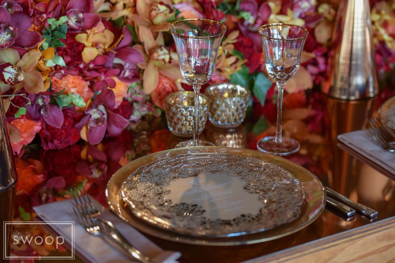 Enchanted Floral Wedding