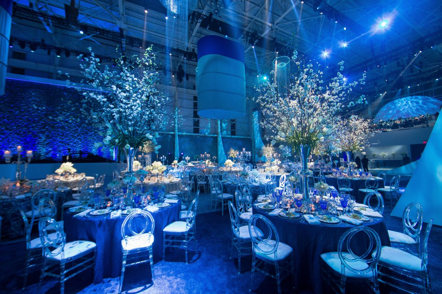 Luxe Corporate Dinner Party
