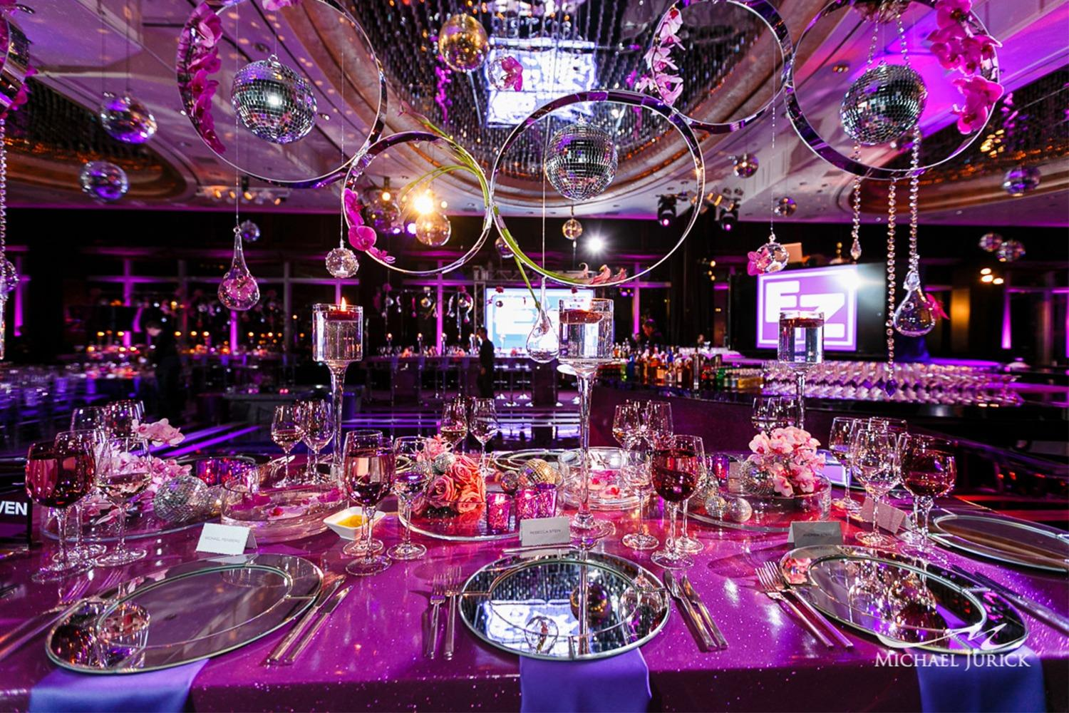 Brilliantly Pink Bat Mitzvah