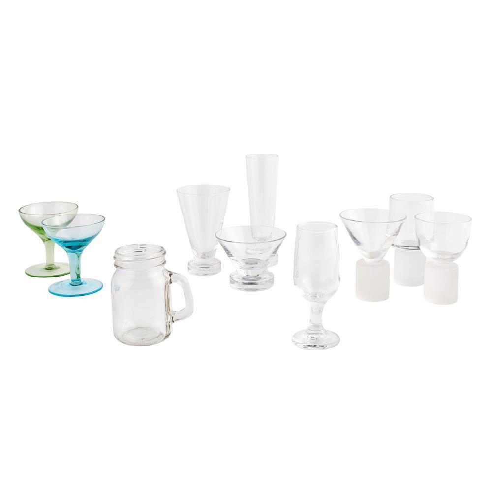Mini and Tasting Vessels