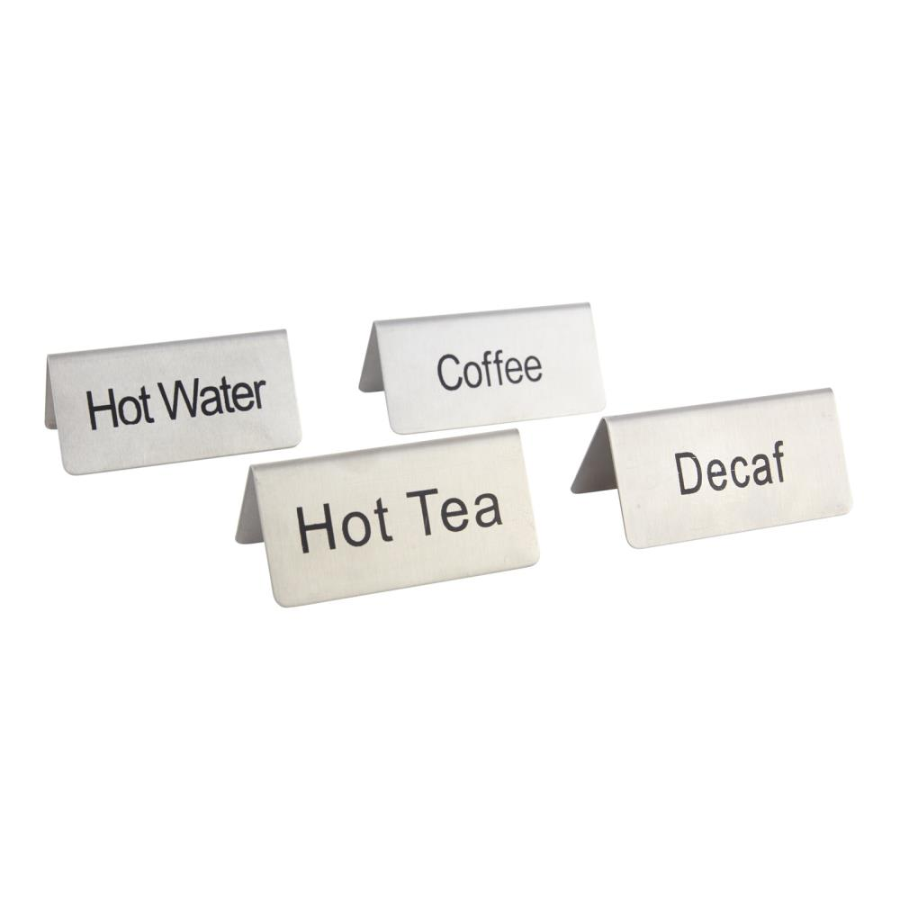 Coffee and Tea Tags