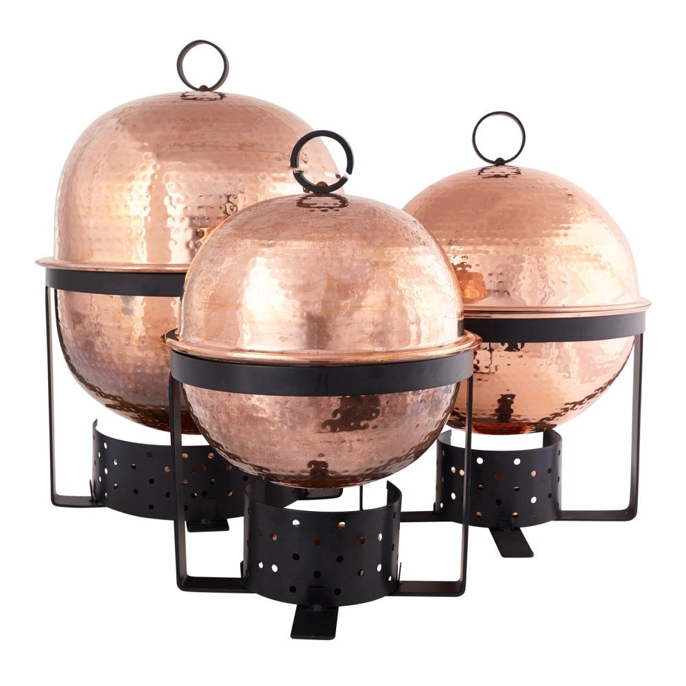 Buffet Cooking and Chafing Dishes