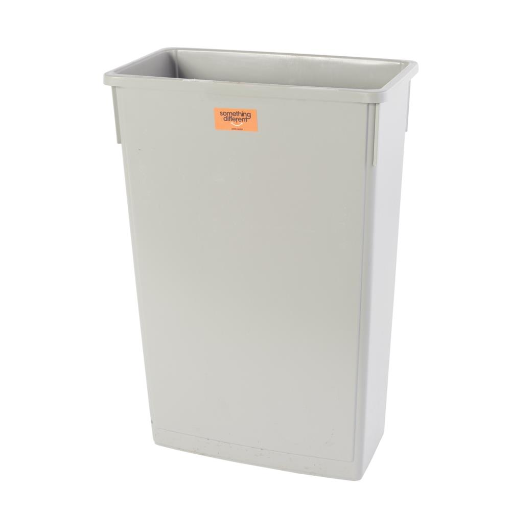 Garbage Cans, Liners and Covers